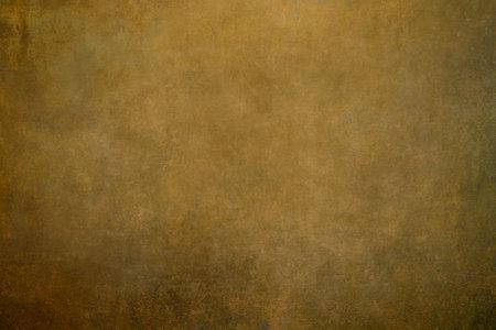 Old scraped golden background or texture Reklamní fotografie