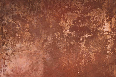 Old corrorded metal grunge texture or background