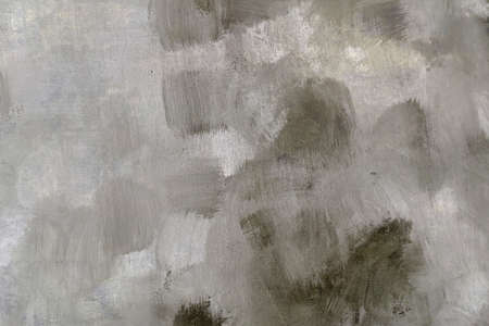 Grey painted canvas abstract background or texture
