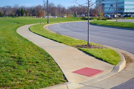 ADA Compliant Sidewalks