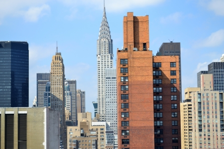 New York City Skyline during the day Stock Photo - 14630355