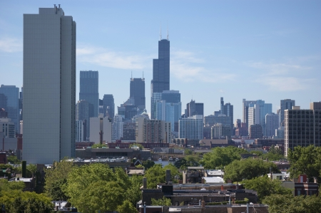 willis: Chicago Skyline View During the Daytime