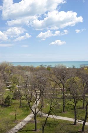 Lincoln Park in Chicago, Illinois photo