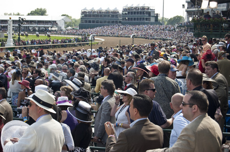 Kentucky Derby - Churchill Downs, Louisville, KY USA Редакционное