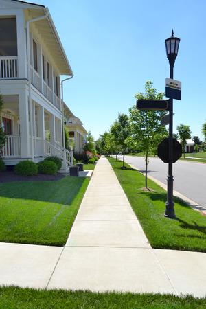 cape cod home: Brand New Dream Home Neighborhood Development