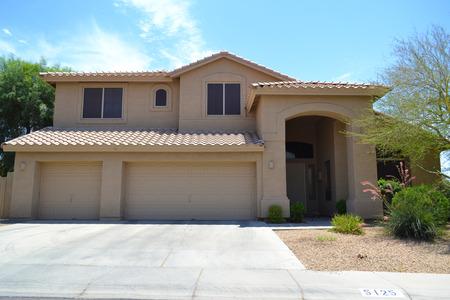 southwestern: Brand New Luxury Southwestern Style Arizona Home Editorial