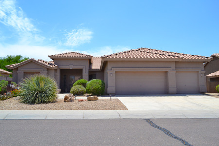 Brand New Luxury Southwestern Style Ranch Home photo
