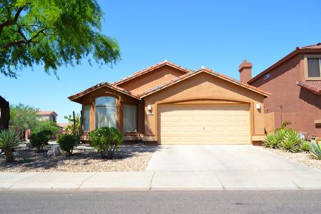 equity: Brand New Luxury Southwestern Style Arizona Home Editorial