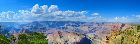 Grand Canyon National Park Panoramic Фото со стока