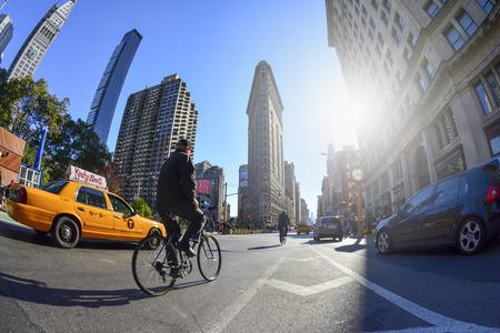 sightsee: Flatiron Building - New York, New York USA