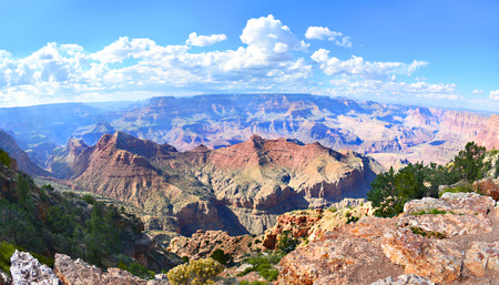 Grand Canyon National Park in Arizona Banque d'images