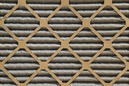 Dirty Air Vent Filter