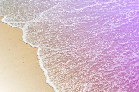 Purple Beach, Sand