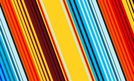 Mexican Colorful Sarape, Pattern 版權商用圖片 - 117688152