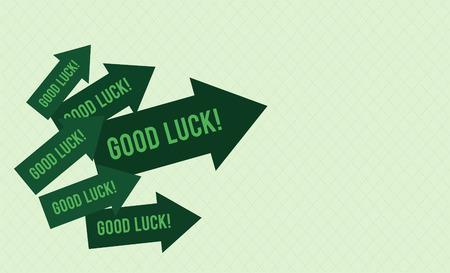Good Luck Arrows