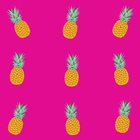Pineapples Background 版權商用圖片 - 117687616