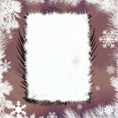 Winter Scrapbook Paper