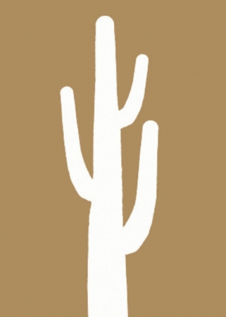 Cactus Art Illustration