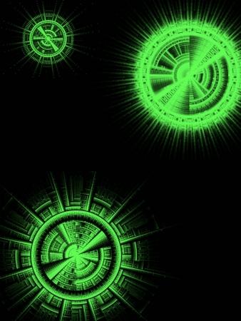 Green Disks
