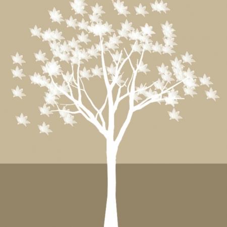 Tree Wall Art Illustration