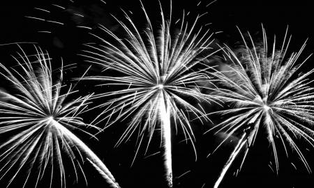 Fireworks Wall Art