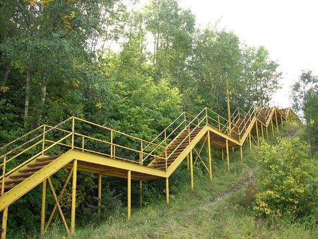 design of a stairway