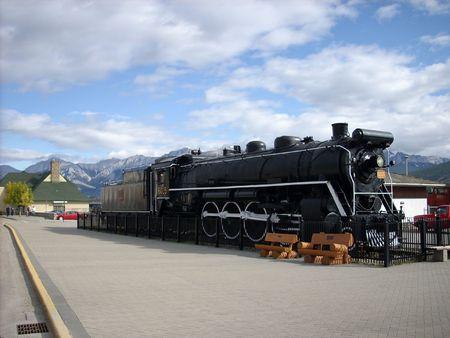 site: Heritage train site