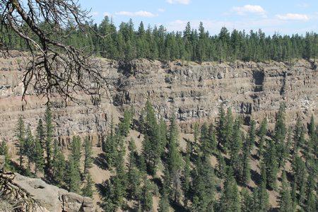 baratro: Chasm cresta panoramica