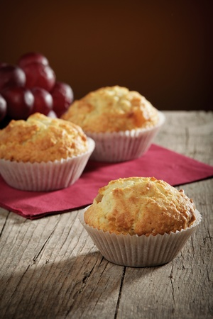 Sweet cupcakes photo