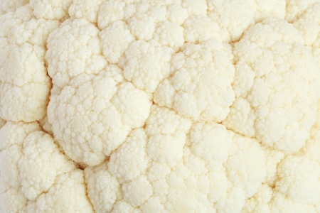 Close-up of cauliflower texture  Stock Photo - 18133465
