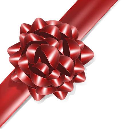 would: Un nastro blu, come ad esempio volesse sottoporre a un dono, una decorazione, al tuo anniversario amore ...  Vettoriali