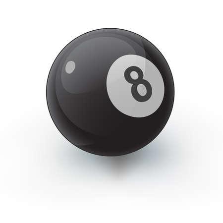 Eight Ball Stock Vector - 1977867