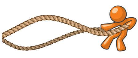conquering adversity: Aprender el oficio? La gente hace esto para hacer ejercicio. Tambi�n podr�a ser un concepto Venciendo la adversidad, con las cuerdas que tienen algo que ver con la adversidad.