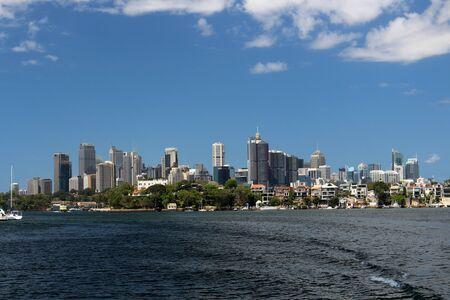 Sydney, view of the skyline, Australia