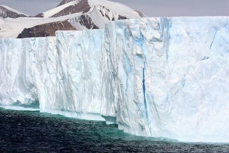 Antarctic Peninsula, Tabular iceberg in Antarctica