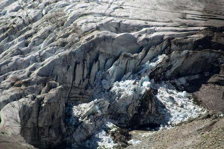 Pasterze glacier on Grossglockner, Austria Reklamní fotografie