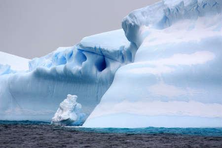 Iceberg in the Antarctic, Antarctic Peninsula