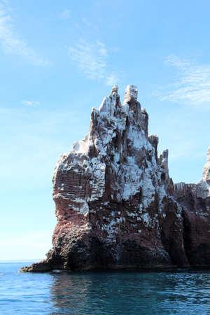Isla Espiritu Santo, La Lobera, Baja California Sur, Mexico