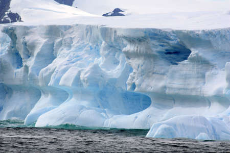 Iceberg in Antarctica, Marguerite Bay, Antarctic Peninsula