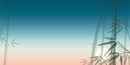 shui: bamb�, gradienti  Vettoriali