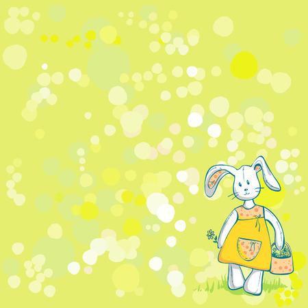 Summertime, vector illustration