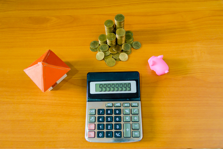 finance concept 免版税图像