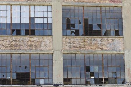Abandoned Automotive Factory - Worn, Broken and Forgotten I