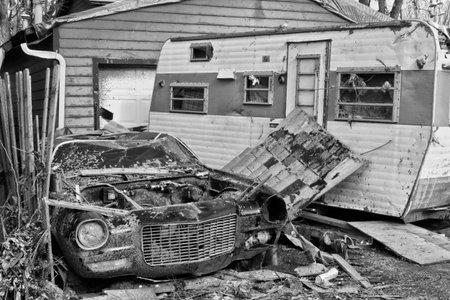 devastation: Tornado Storm Damage XV - Catastrophic Wind Damage from a Midwest Tornado