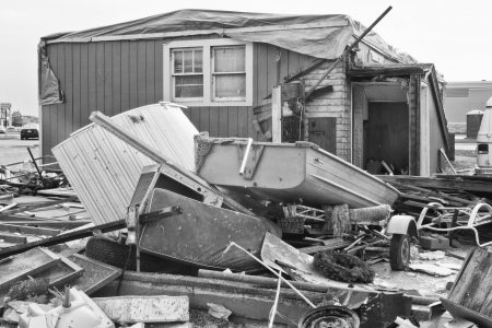 decimated: Tornado Storm Damage XIII - Catastrophic Wind Damage from a Midwest Tornado