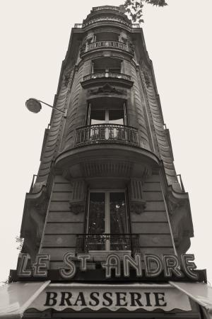 brasserie restaurant: Grand Brasserie fran�ais � Paris - Six niveau Brasserie et Bloc appartement � Paris