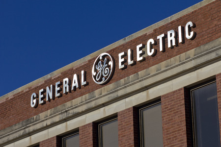 Ft. Wayne, IN - Circa December 2015: General Electric Factory. GE is the worlds Digital Industrial Company III