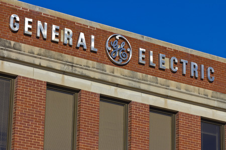 electric energy: Ft. Wayne, IN - Circa December 2015: General Electric Factory. GE is the worlds Digital Industrial Company II