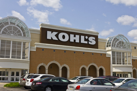 Indianapolis - Circa May 2016: Kohl's Retail Store Location. Kohl's operates over 1,100 Discount Stores II Editorial