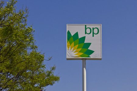 bp: Indianapolis - Circa May 2016: BP Retail Gas Station. BP is One of the Worlds Leading Integrated Oil and Gas Companies II
